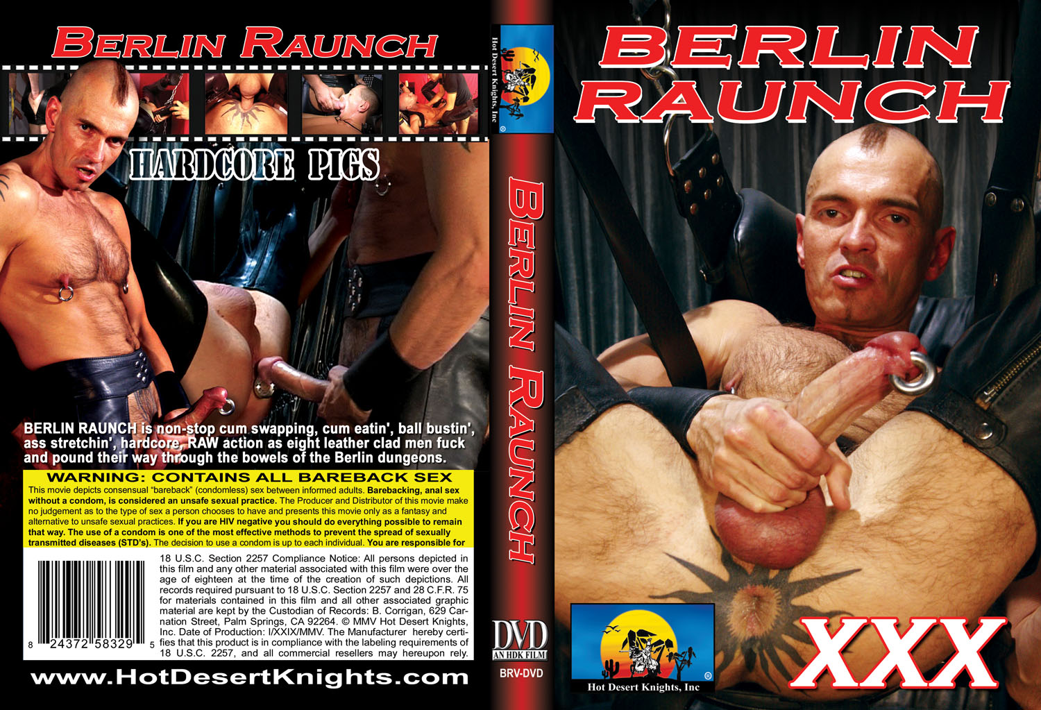 HDK Movie: BERLIN RAUNCH