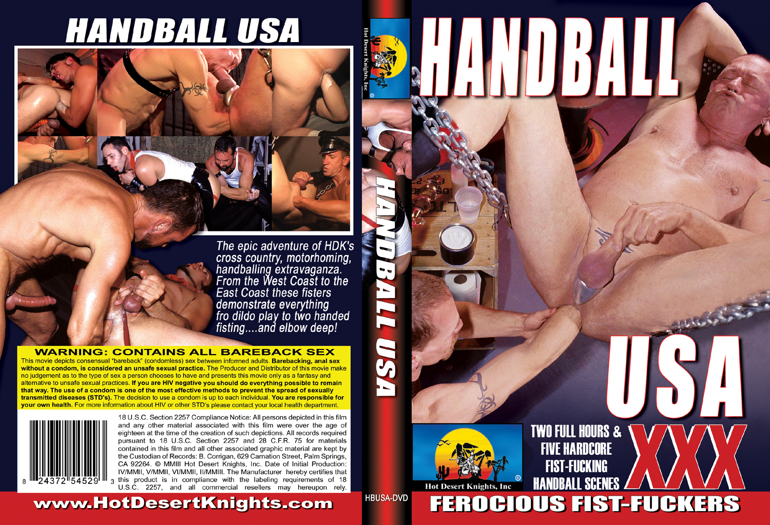 HDK Movie: HANDBALL USA