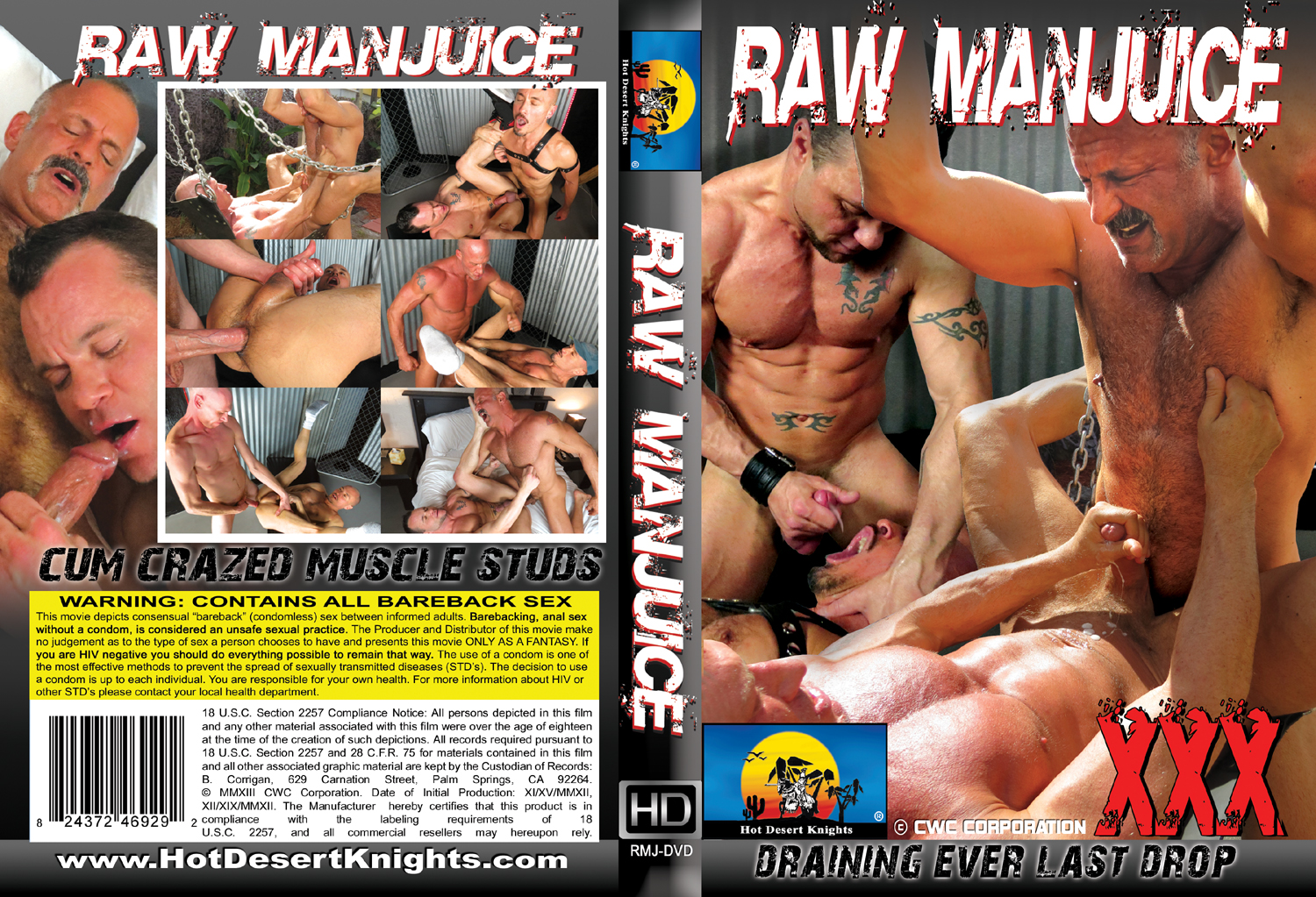 HDK Movie: RAW MANJUICE