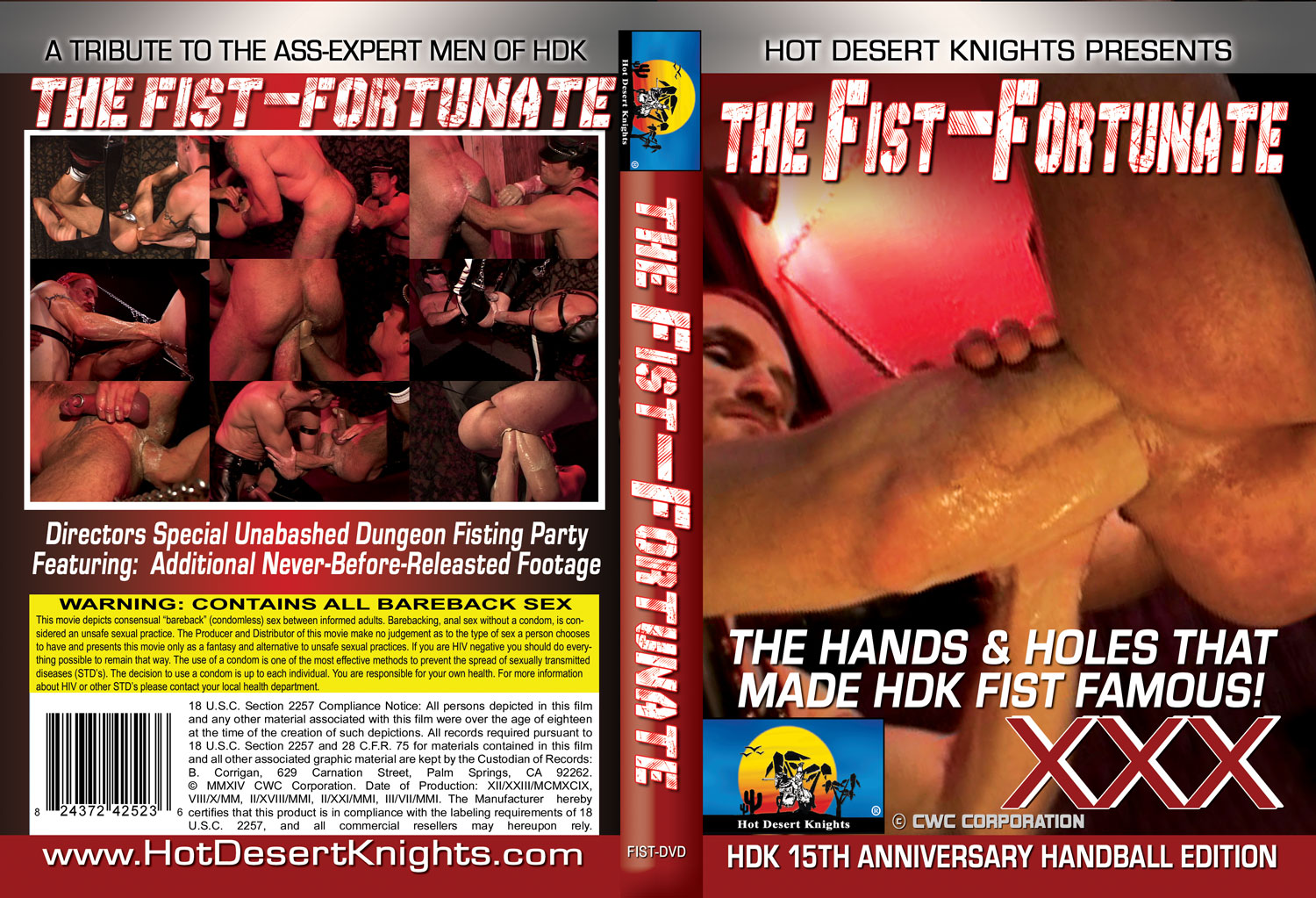 HDK Movie: THE FIST FORTUNATE