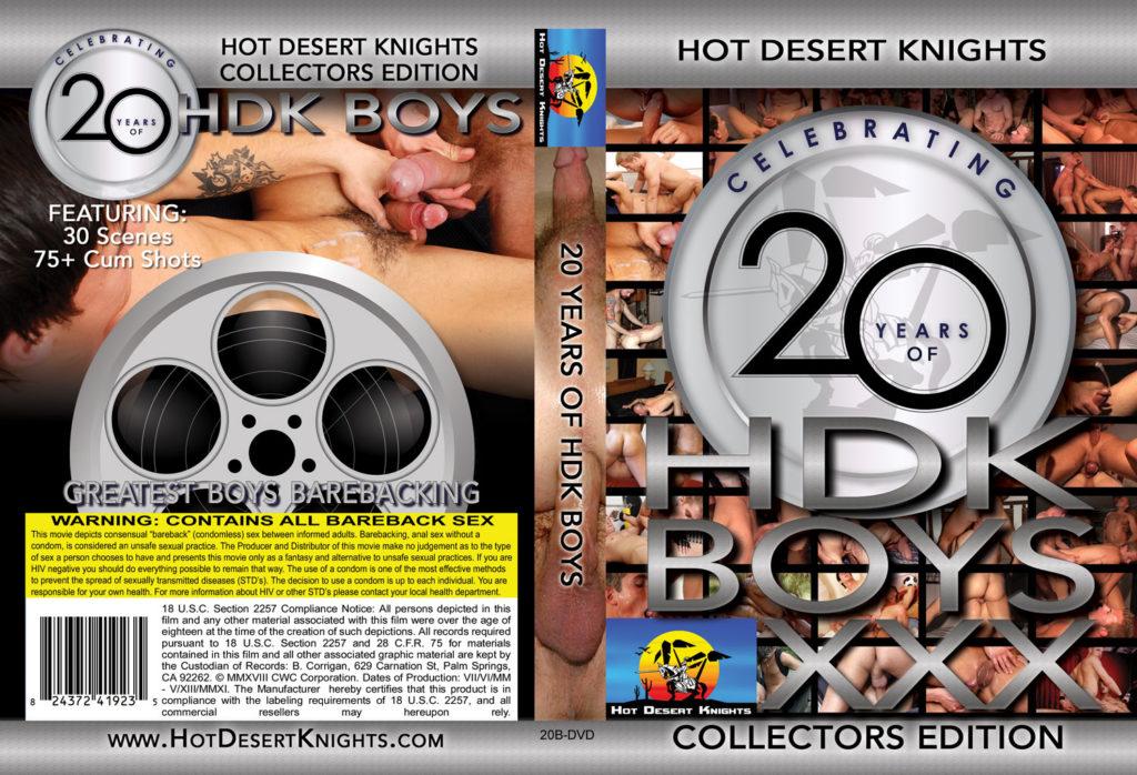HDK Movie: 20 YEARS OF HDK BOYS