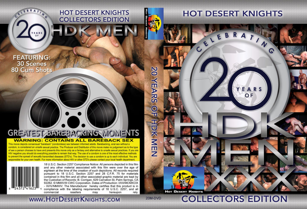 HDK Movie: 20 YEARS OF HDK MEN