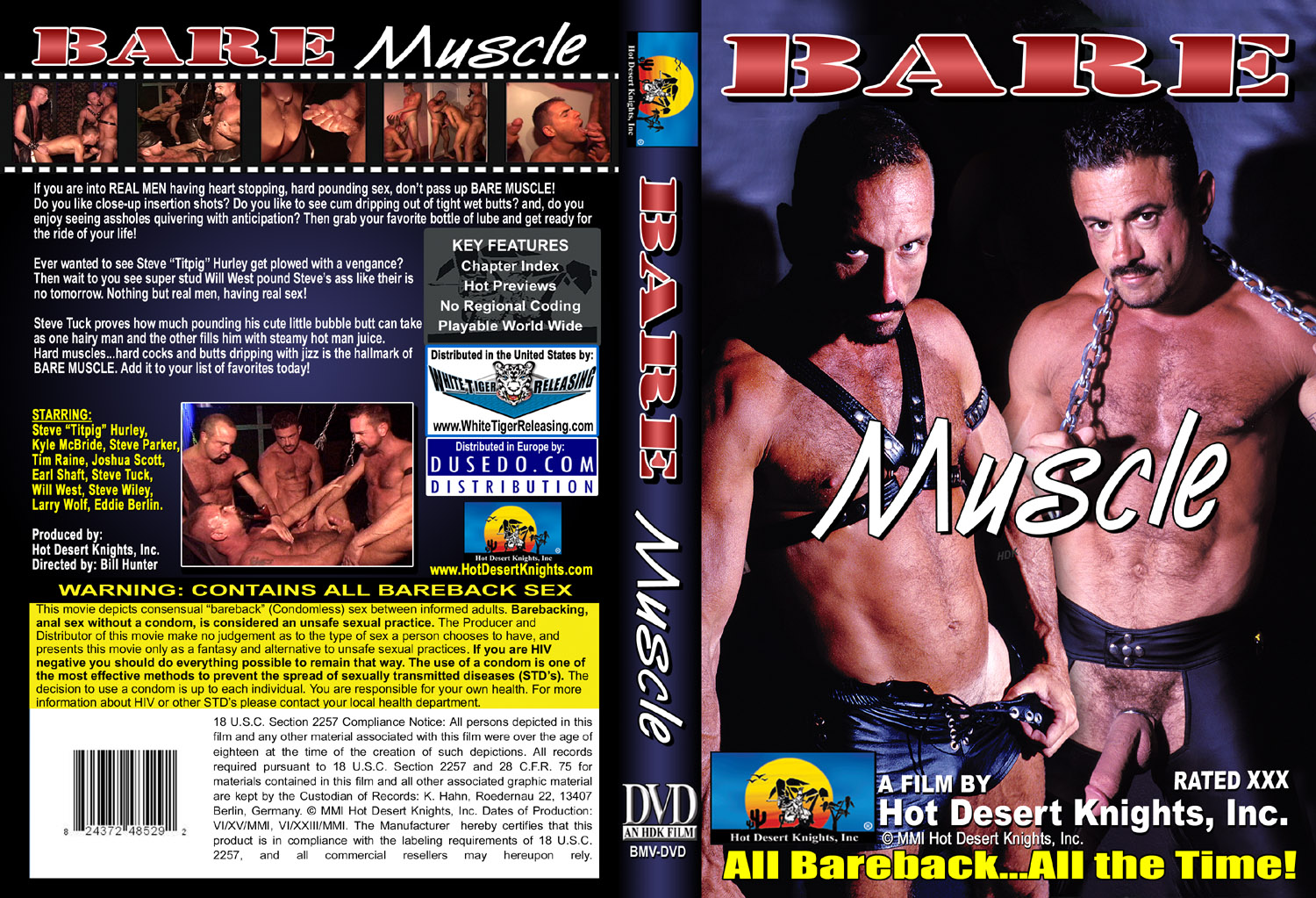 HDK Movie: BARE MUSCLE