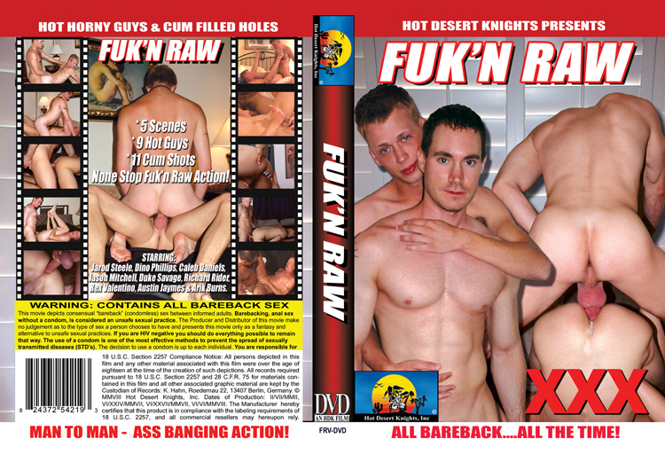 HDK Movie: FUK'N RAW