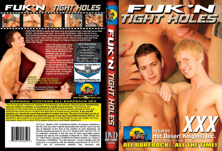 HDK Movie: FUK'N TIGHT HOLES