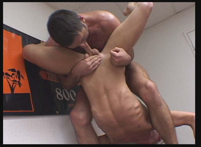 RAW AUDITIONS - SCENE 5 | Tim Tyler & Sergio Real