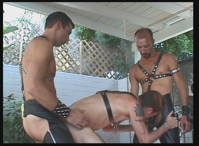 CUM HUNGRY - SCENE 1 | Marco DiAngelo, Rob Right, Steve Wiley