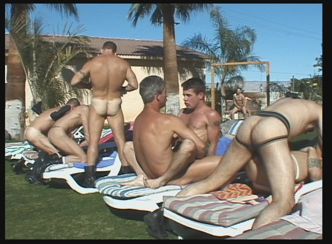 CUM HUNGRY - SCENE 5 | Dutch Pig, Reid Maddox, Bob Lowe, Jay Lorenzo, Ray Butler, Rex Thomas, Steve Wiley, Chad Addams, Rob Right, Trey Maddox